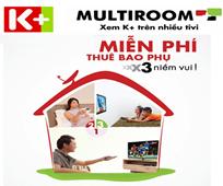 k+ multiroom