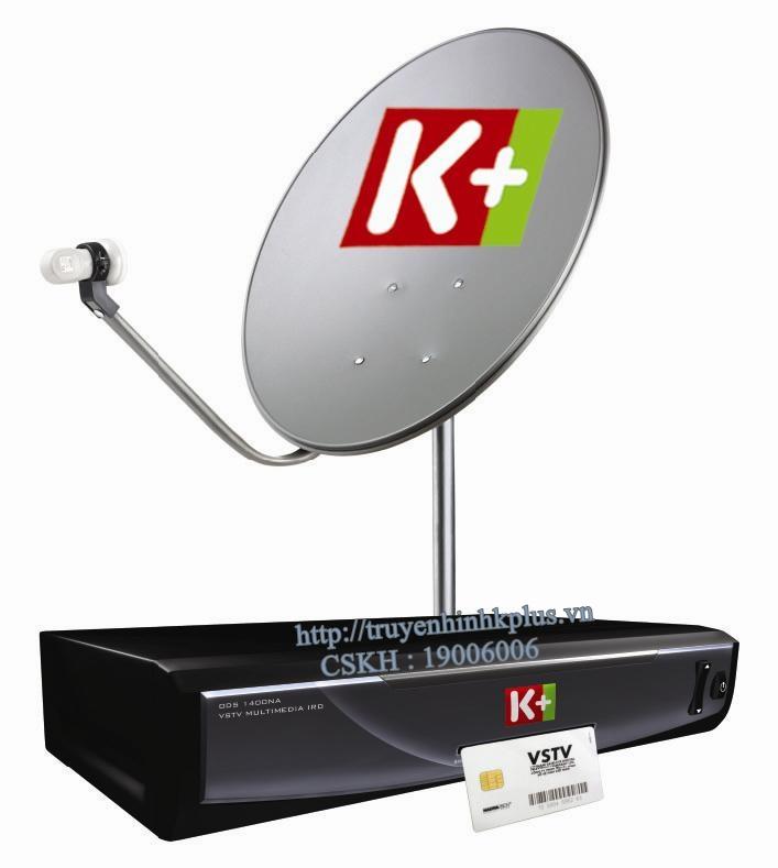 Bộ giải mã K+ SD Opentel ODS 1400NA