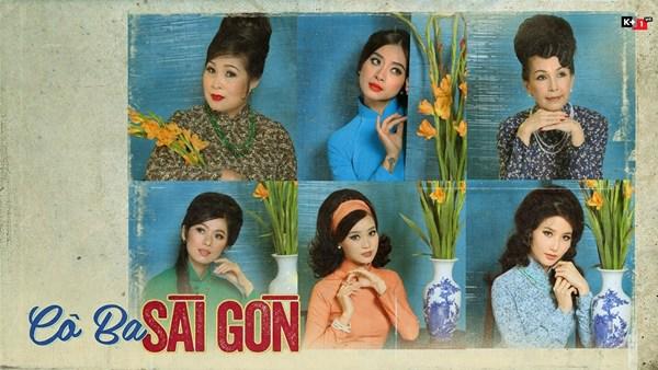 Cô Ba Sài Gòn – Tình yêu với tà áo dài