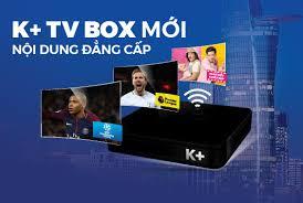Danh sách gói kênh K+ TV Box tháng 10-2018