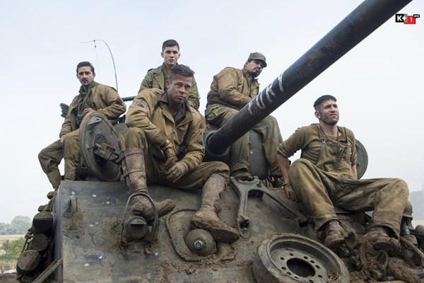 Fury – Trận đánh cuối cùng của những người lính xe tăng