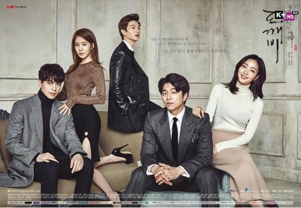 Goblin – Phim truyền hình bom tấn Hàn Quốc trên sóng K+