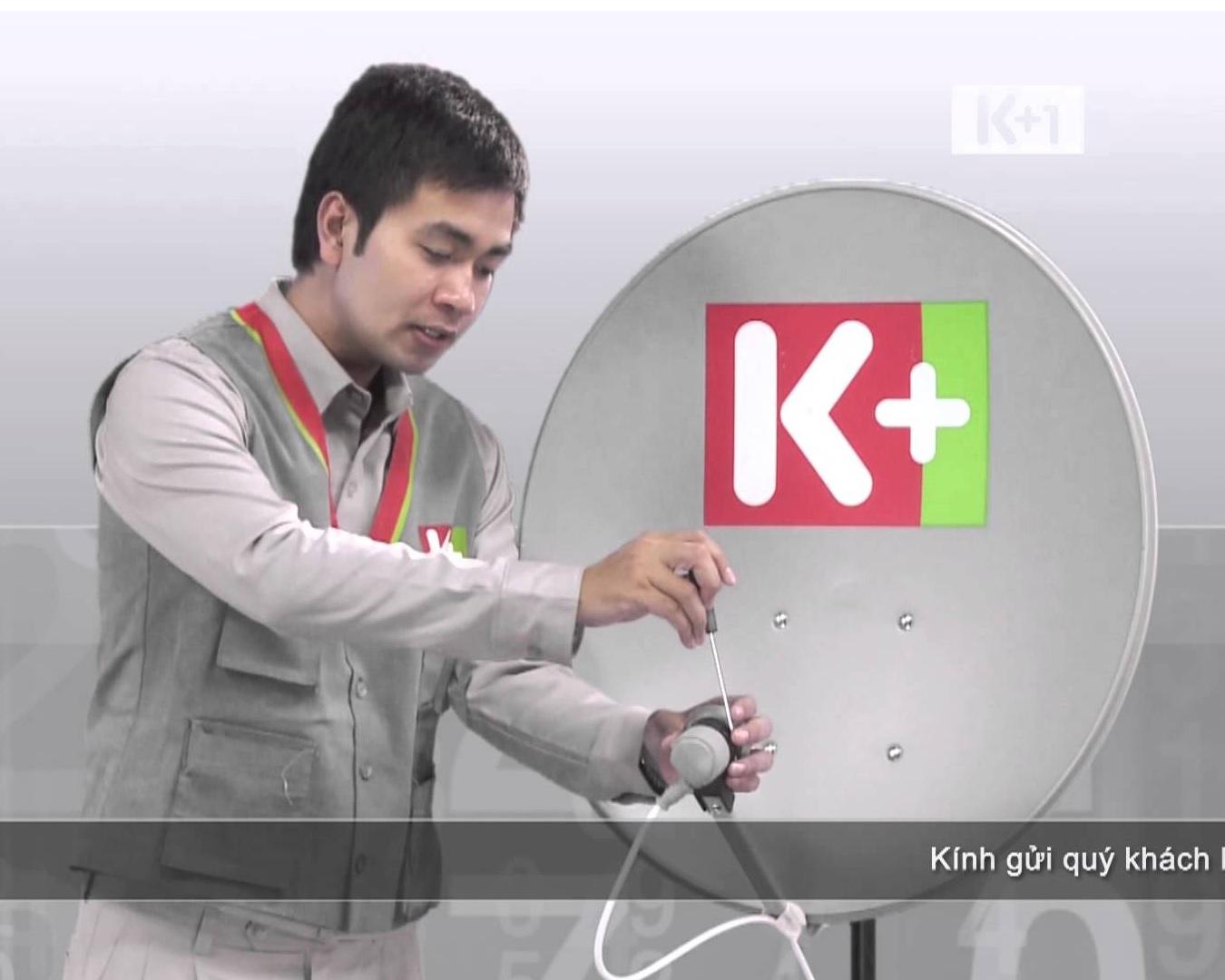Hỗ trợ khắc phục các sự cố khi sử dụng K+