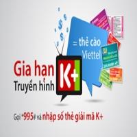 Hỗ trợ thông tin về dịch vụ đăng ký thuê bao K+