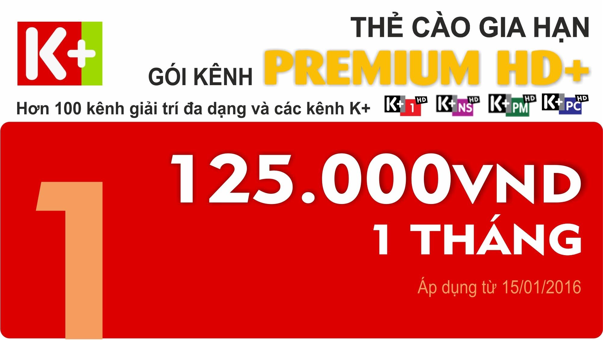 Hỗ trợ thông tin về dịch vụ gia hạn thuê bao K+