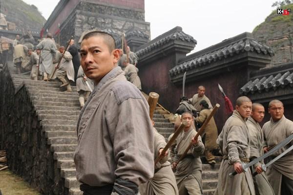 Shaolin – Cuộc chiên ở ngôi chùa huyền thoại